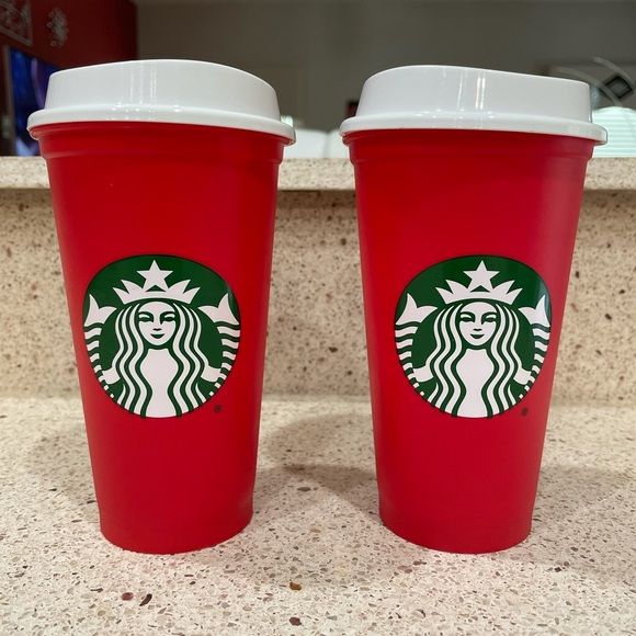 Starbucks Collectible Holiday Cups